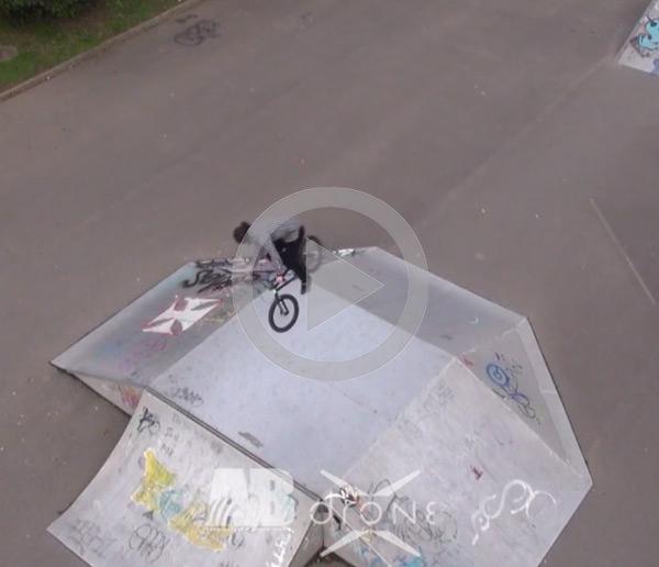 Skate Park Lorient city