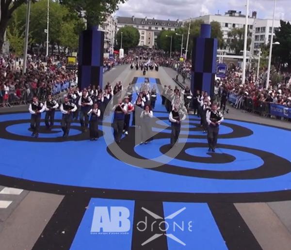 Teaser Grande Parade du Festival Interceltique de Lorient
